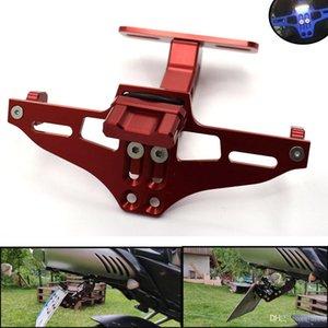 Für Universal CNC Motorrad Kennzeichenhalter Kennzeichenhalter Für HONDA CBR1000RR CBR1000RR CBR600RR CBR1100XX MC18 MC21