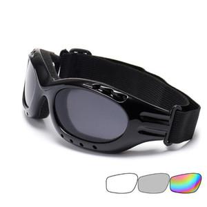 جديد الجليد الغبار نظارات شمسية للدراجات النارية تزلج نظارات عدسة الإطار النظارات في الرياضة نظارات نظارات يندبروف شحن مجاني