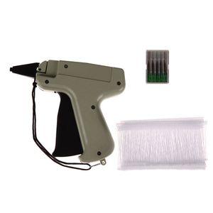 """Sıcak Konfeksiyon Fiyat Etiketi Gun Giyim Etiket Gun 1000 3"""" Barbs + 5 İğneler Set Aracı Etiketleme Makinesi Pistol'un Etiquetadora Precio"""