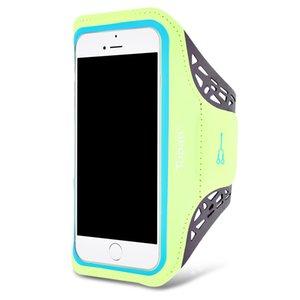 Tuban Correndo Móvel Telefone Arm Pack Esportes Tela De Toque Saco De Pulso Material Leve design de tira Reflexivo