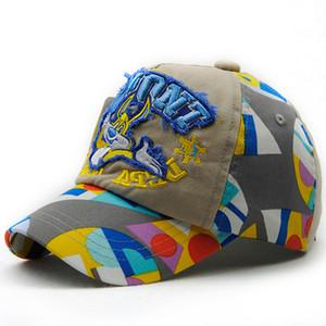 Cappelli per bambini estate cappelli per bambini primaverili ed estivi berretti maschili mimetici.
