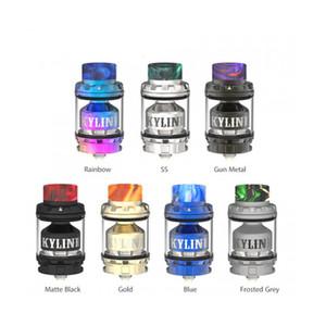 Authentique Vandy Vape Kylin V2 RTA Réservoir 3 ml 5 ml Atomiseur Nifty Système de remplissage supérieur coulissant