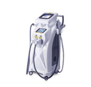 OPT SHR + Elight IPL + RF + Nd Yag Laser معدات التجميل متعددة الوظائف للصالون