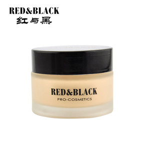 RedBlack 모이스처 리치 파운데이션 크림, 얼굴 용 메이크업 프라이머 컨실러 30g 미용액 용