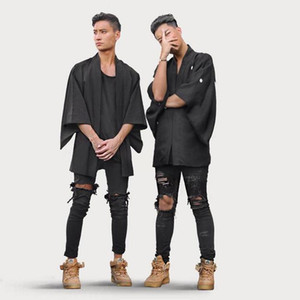 Der zerrissene dünne gerade dünne elastische Denim-Sitz-Radfahrer-Jeans-Mann der Entwerfer-Männer keucht lange Hosen-stilvolle gerade dünne Sitz-Jeans-Großhandel