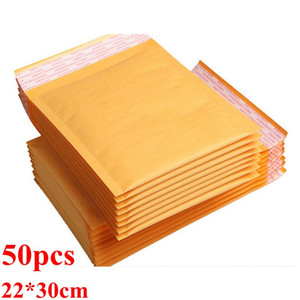 Bubble Cushioning Wrap Cushioning Wrap kraft Paper Envelopes Air Mail Bags Packing Bubble Cushioning Padded Many Size Available 220mm*300mm