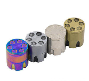 The 3 tier is mini bullet grinder, smoke detector, 30MM small bullet, zinc alloy breaker.