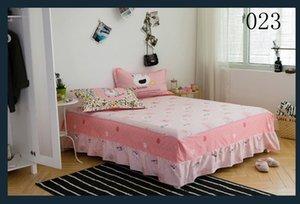 Покрывало Maress cover twin полная королева размер 1шт кровать юбка с эластичной постель Кровать постельное белье постельное белье домашний текстиль