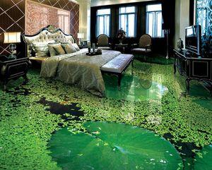 sfondi per il desktop in hd Lotus cinese bagno soggiorno 3D pavimento 3d pavimento bagno wallpaper