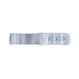 BH-Extender Damen 1 Reihen 3 Haken BH-Extender Nylon-Verschluss-Verlängerung Elastisch am Gurt Weiche BH-Band-Extender Intimates Zubehör