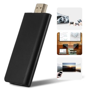 WECAST Miracast Dongle Kabelloser HDMI-TV-Stick für Netflix und YouTube Mirroring von Airplay DLNA-TV-Stick 2,4 GHz 1080P 3060 Chorme