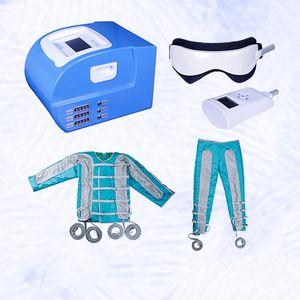 pressotherapy O corpo distante infravermelho do terno enruga máquinas pressotherapy da remoção O equipamento bonito da massagem do corpo que slimming a máquina fat buringpressot
