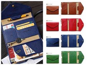 Zoppen Multi-purpose CNY136 10pcs Tri-fold Blocking Wallet Rfid Document Passport bags Holder Storag Vitbs