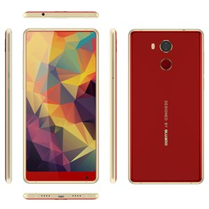 "BLUBOO D5 Pro 5.5 ""18: 9 Pantalla HD Android 7.0 MTK6737 Quad Core 3GB 32GB 2700mAh ID de huellas digitales GPS 4G Smartphone"