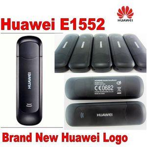 Huawei E1552 Mobile Broadband HSDPA USB STICK logo randomly
