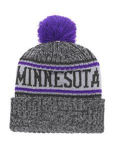 Kostenloser Versand-2018 New Minnesota Fußball Beanie Winter Wollmütze