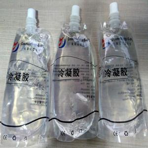 Nueva llegada !!! Gel de enfriamiento 250g HIFU IPL RF ELIGHT gel ultrasónico ultrasonido para la pérdida de grasa adelgazar máquina Cuidado de la Piel CE