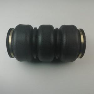 El 142263 Placa sólida amortiguación de aire Bolsas de aire de suspensión de dientes torcidos Suspensión neumática bolsas de aire de suspensión modificadas