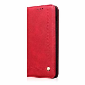 Redmi Note 6 케이스 Pro Flip Leather Back Cover Magia 홀더 Xiaomi Redmi Note 6 Pro