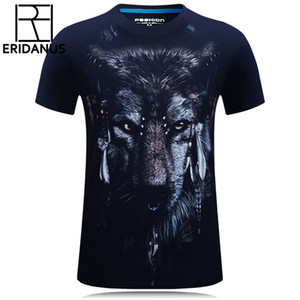 2016 Summer Men Fashion 3D Printed T-Shirt New Arrival Male Crew Neck Loose Casual Comfort Cotton T Shirts Big Size M-6XL M167