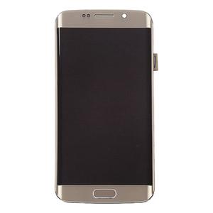 Pantalla Super AMOLED original de 5.1 '' para SAMSUNG Galaxy S6 Edge Pantalla LCD S6EDGE G925 G925F Reemplazo del digitalizador de pantalla táctil