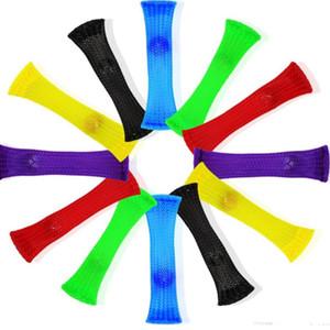 New Squishy Fidget Toys Rilascio sensoriale Ansia Stress Migliora concentrazione Terapeuta Consigliato per bambini Festa di compleanno per adulti WX9-469