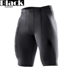 Men Short Mens Compression Short für Casual Mens Kurze elastische Taille Gym Shorts Nylon Herren Shorts