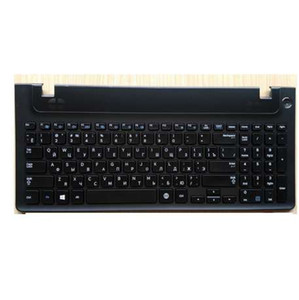 Russo Novo teclado do laptop com moldura para samsung NP 355E5C NP 355 V5C NP 300E5E NP350EC NP350V5C layout do teclado BA59-03270C RU