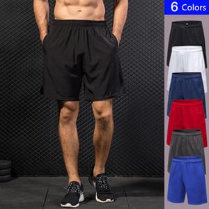 Shorts de sport de basket-ball masculin en cours de remise en forme en plein air de formation en vrac Shorts Respirant Quick Dry Homme Football Volley-ball Porter