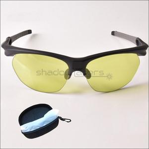 نظارات السلامة SDLasers T3S6 405nm الأرجواني 450nm مؤشر الليزر الأزرق الأشعة تحت الحمراء ليزر 808nm 980nm 1064nm الأشعة فوق البنفسجية ليزر حماية العين