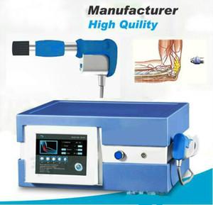 Macchina d'onda di scossa d'urto del compressore importata tedesca 7 Bar / macchina di terapia di Shockwave / attrezzatura extracorporea di terapia dell'onda di scossa CE / DHL