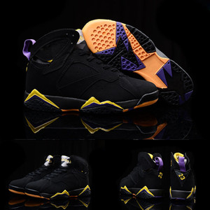 High Quality 7 7s Bordeaux Hare Olympic Tinker Alternate Men Basketball Shoes 7s Sweater UNC French Blue GMP Raptor Sneaker