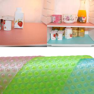 Refrigerator Mats Pads Freezer Mat Waterproof Fridge Antibacterial Antifouling Mildew Moisture mat Anti Frost Pad Rectangle Table Placemat