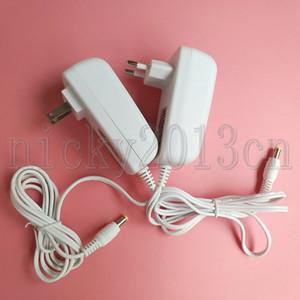 Full Power DC 24V 2A 48W Fonte de alimentação Adapter Transformer comutação LED Light Driver Branco Shell Indoor Use US EU Plug Universal AC110-240V