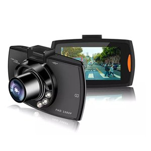 G30 Mini Car DVR Camera 1080P HD Dashcam Protable Video Registrar Registratore Dvr auto Sei luci IR Alta qualità Dash Cam DVRs