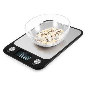 10000g / 1g Numérique Multifonctionnel Électronique Balance De Cuisine Mesure Outil Numérique En Acier Inoxydable Pesant Alimentaire Outil Diète Postal Balance NB