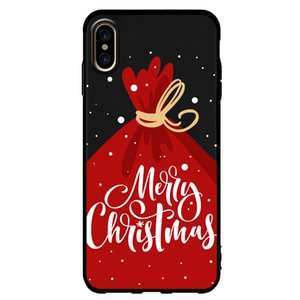 50 pcs New Arrival TPU Phone Case For Christmas DIY Your Own Design Custom Photo For Santa Claus Soft Back Phone Cover