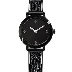 2019 Hot Item Femme Regarder Diamants Décontractés Designer Or Montre Mode Luxe Femme Horloge Montre À Quartz Relojes De Marca Mujer