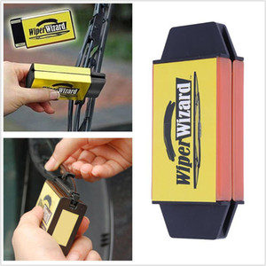 Carro Windshield WIPER WIPER BLADE RESTORER COM 5PCS WIPS WIPES WIPER LIMPEZA DE LIMPA VAN VAN DECREEN CLEALER Car-Styling