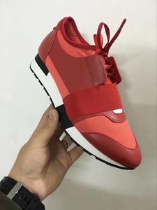 Casual ayakkabılar 2019 yeni Avrupa istasyon deri üst örgü yüzeyi 35-46 düz ayakkabı fabrikası doğrudan satış ücretsiz gönderim n0803100