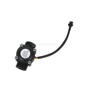 "3/4 ""roscas externas 1-60L / min Sensor de Fluxo de Água Medidor de Vazão Sensor de Fluxo de Hall controle de Água"