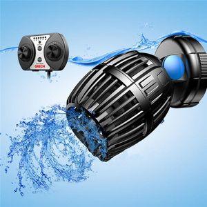 Высокое качество SUNSUN Переменной частоты Аквариум Волна Maker Водяной насос Fish Tank Flow Wavemaker Циркуляционный насос Powerhead ж / Магнитное основание