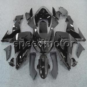 23colors + cadeaux carénages de moto de carrosserie noir mat pour Kawasaki ZX10R 2006 2007 ZX-10R 06-07 kit de plastique ABS
