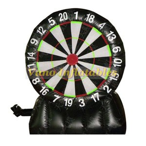 Soccer Dart Inflatable 3m 4m 5m 6m Commercial Inflatable Dart Board Football Games with Blower Free Shipping