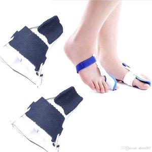 1 Çift / grup Büyük Ayak Ayırıcı Düzeltici Düzleştirici Bunion Atel Büyük Toe Düzleştirici Ayak Ağrı kesici Halluks Valgus Ayak Bakımı