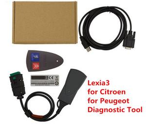رقائق كاملة Gold Edge Lexia3 PP2000 PSA XS Evolution Diagbox V7.83 Lexia for Peugeot / Citroen Super Firmware Reference 921815C