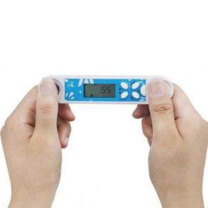 Sağlık taşınabilir dijital BMI Vücut sağlık güzellik Yağ Analyzer Monitör kilo Kaybetmek Zayıflama ölçeği Kontrol Cihazı Tester