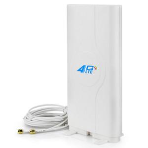 4G LTE MIMO Antena 49dBi SMA Conector 4G Roteador B315 B810 B910 B910 B970 B97 B683 B683 Placa de Rede Antena Frete Grátis
