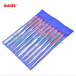 5pc 10pc Set Mini Rasp Hand File 140mm 160mm 180mm Diamond Files Kit for Ceramic Glass Gem Stone Wood Hobbies and Crafts 100set