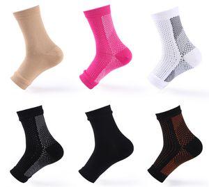 6 Styles Wild Foot Compression Socks anti fatica Foot Ange Guarding Socking Plantar Fascia con calzini outdoor DHL libero